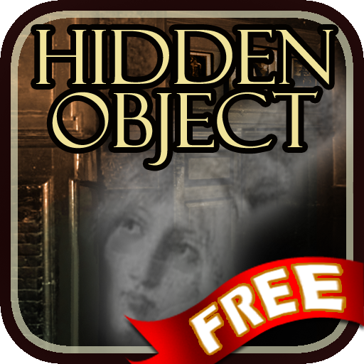 Hidden Object:  The Secrets of the Haunted House Hunt (Free!) SEEK AND FIND! Search -