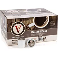 2 x 80-Count Victor Allen's Coffee Dark Italian Roast Single Serve Brew Cups