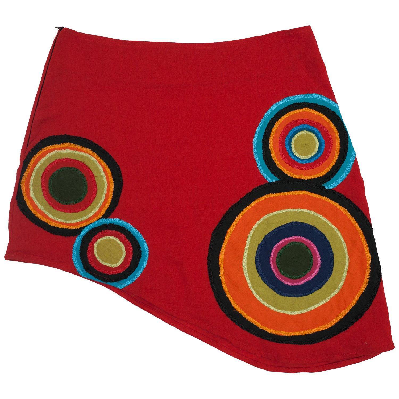 ufash Falda de verano con colores alegres - muchos tallas y diseños  diferentes cd6e261b005e