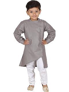 0cf418eea Ahhaaaa Kids Indian Ethnic Collection Kurta and Pyjama Set for ...