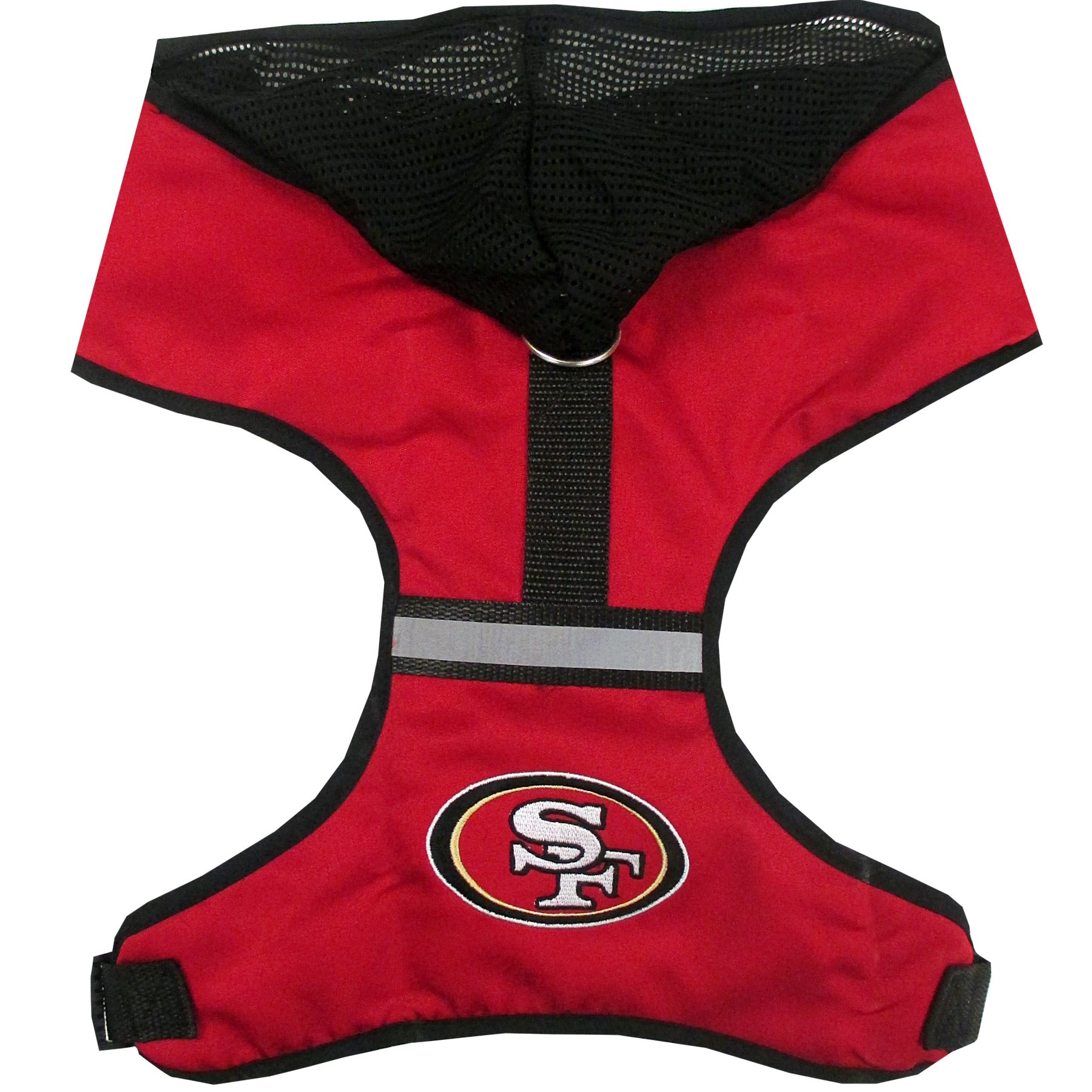 Pets First San Francisco 49Ers Harness, Medium