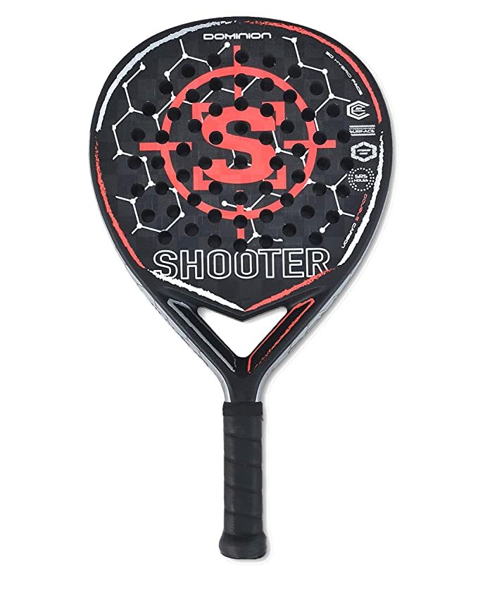 Pala de Padel Shooter Dominion: Amazon.es: Deportes y aire libre