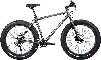 Gravity Bullseye Monster Bicicletas de Aluminio con Frenos de ...