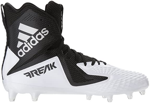 new product 308c2 7ac48 adidas Mens Freak x Carbon Hight Top Lace Up Baseball, Black, Size 16 D(M)  US USUS Amazon.co.uk Shoes  Bags