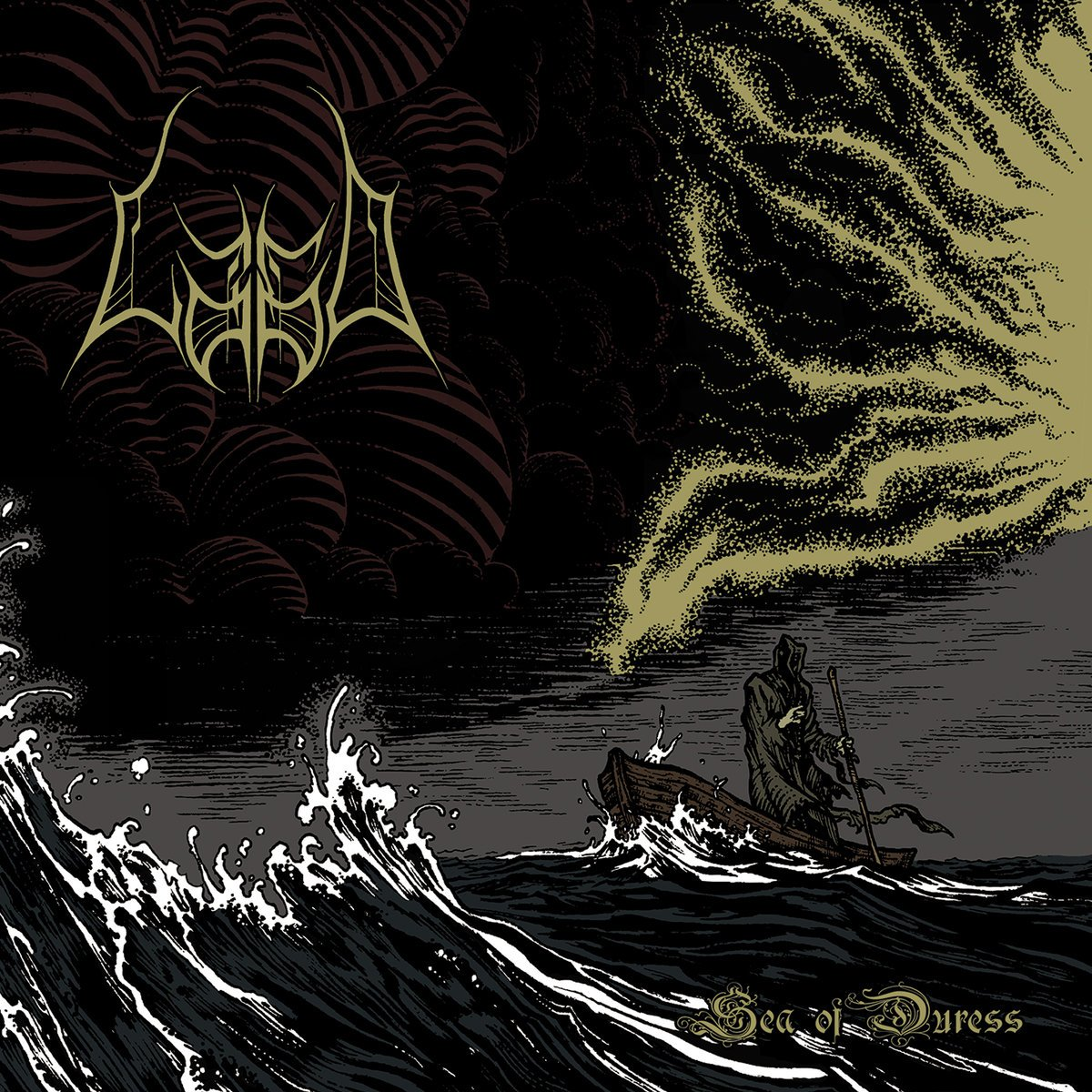 Vinilo : Lago - Sea Of Duress (LP Vinyl)