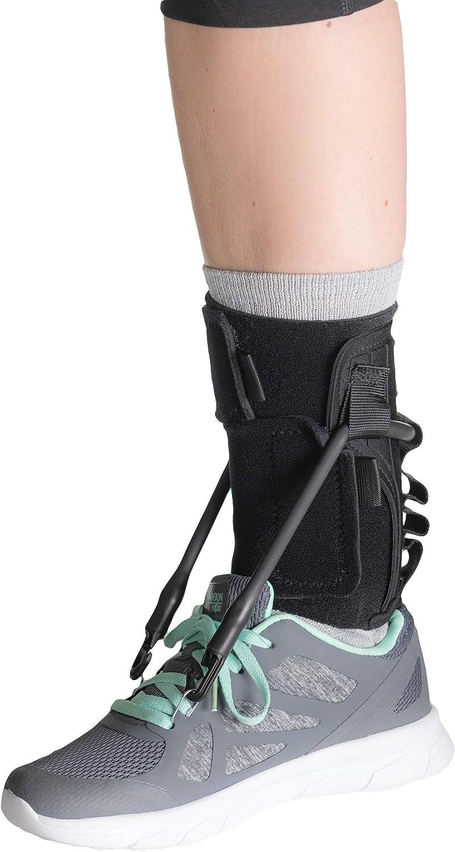 Core Products FootFlexor AFO Foot Drop Brace, Medium - Large