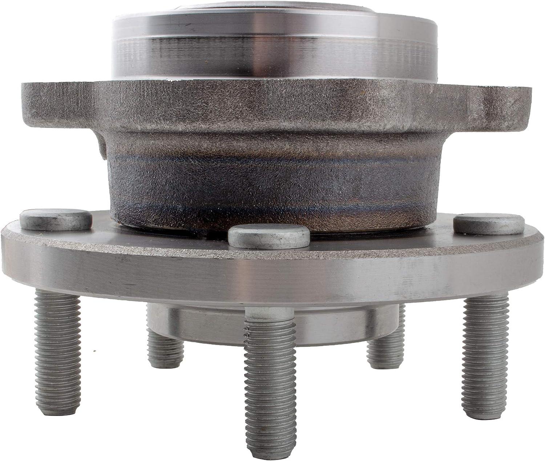 BOXI Front Wheel Hub and Bearing Assembly 5 Lugs w//ABS for 2011-2014 Chrysler 200//2007-2010 Chrysler Sebring //2008-2014 Dodge Avenger //2009 Dodge Caliber Replaces 513263