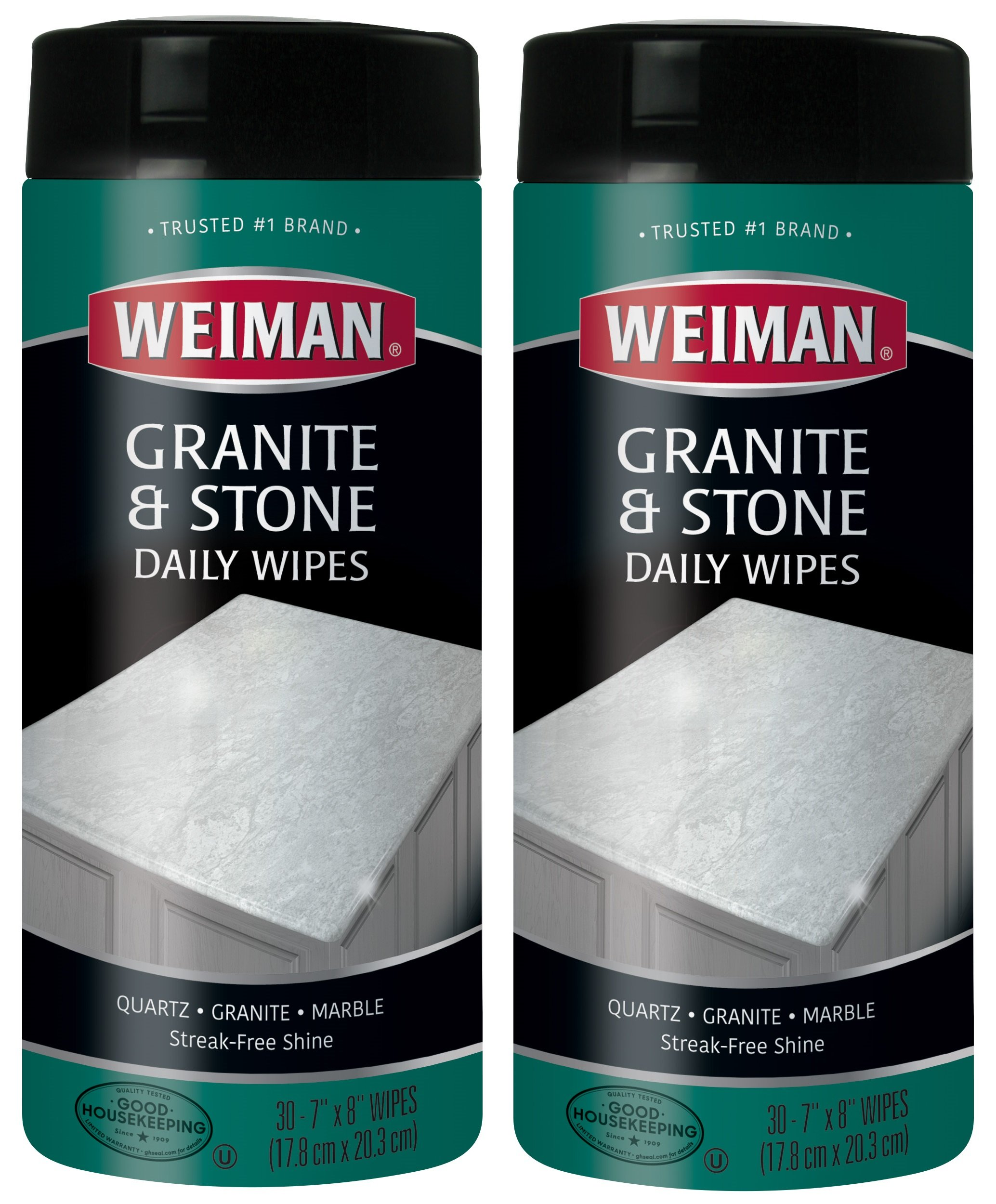 Amazon Com Weiman Microwave Amp Cook Top Wipes 4 Packs Of