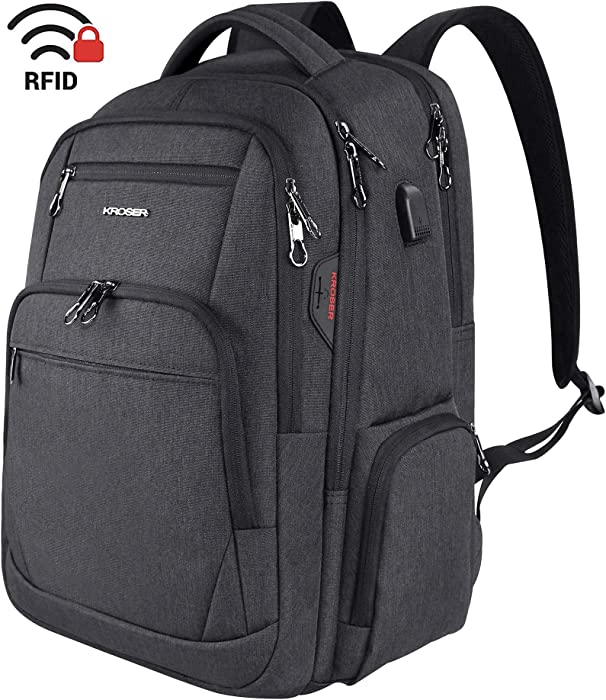 Top 9 Antitheft Laptop Backpack Water Repellent Usb