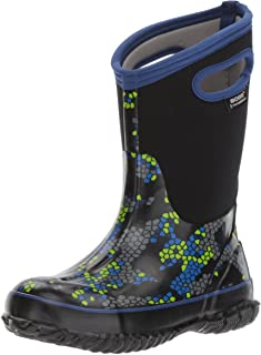 BOGS Baby-Boys Classic Axel Snow Boot