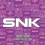 SNK ARCADE SOUND DIGITAL COLLECTION  Vol.5