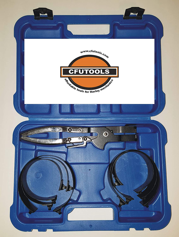 OTC 4838 Piston Ring Compressor Set,6 Pcs.