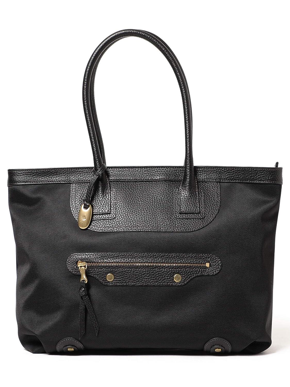(デミルクスビームス)Demi-Luxe BEAMS バッグ ビジネスバッグ TOFF&LOADSTONE Key フレンズ トートバッグ レディース B07RPRDCSH ブラック One Size