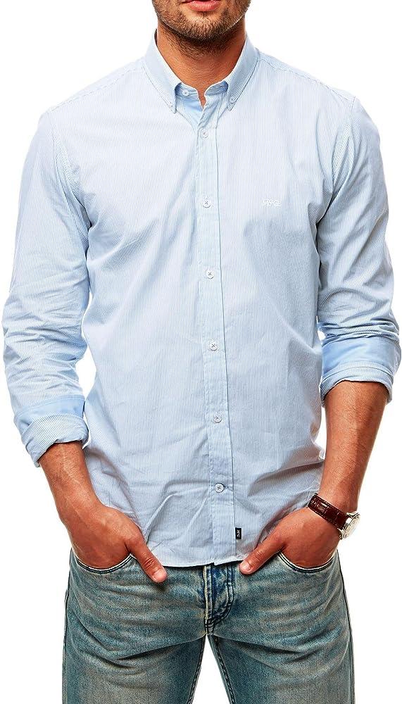 Camisa Mcgregor Melrose Keith Azul XXL Azul: Amazon.es: Ropa y accesorios