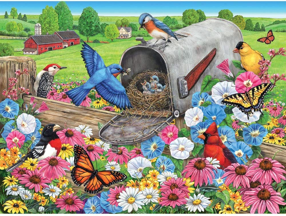 Bits and Pieces - 1000 Piece Jigsaw Puzzle for Adults 24