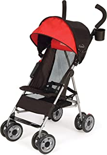 Kolcraft Cloud Lightweight Umbrella Stroller with Large Sun Canopy  Scarlet Red  sc 1 st  Amazon.com & Amazon.com : Cosco Umbria Stroller Circus : Baby