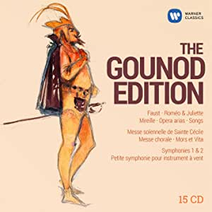 Gounod Box - 200th Anniversary Of Birth On June 17th