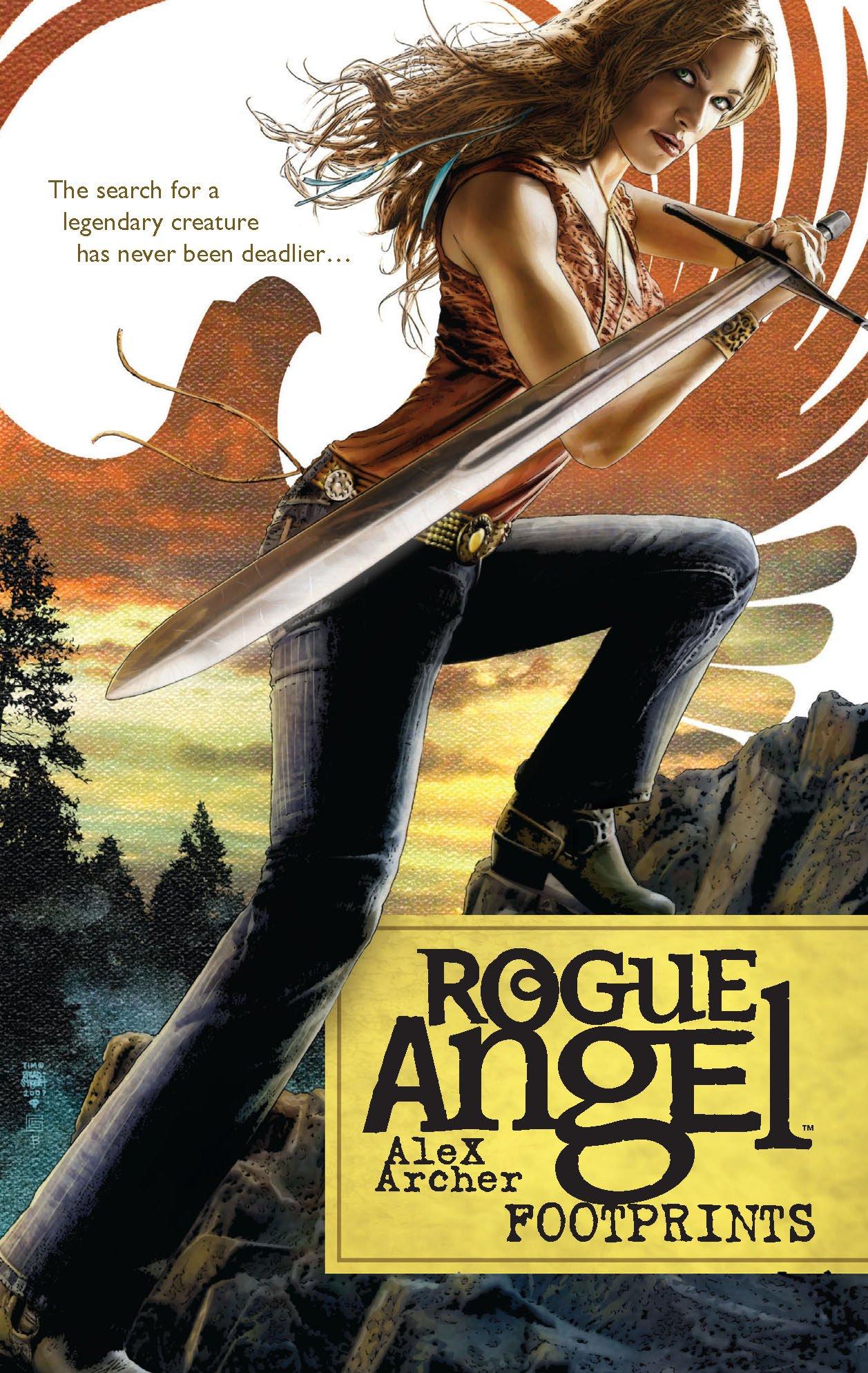 Footprints (Rogue Angel #20) pdf epub