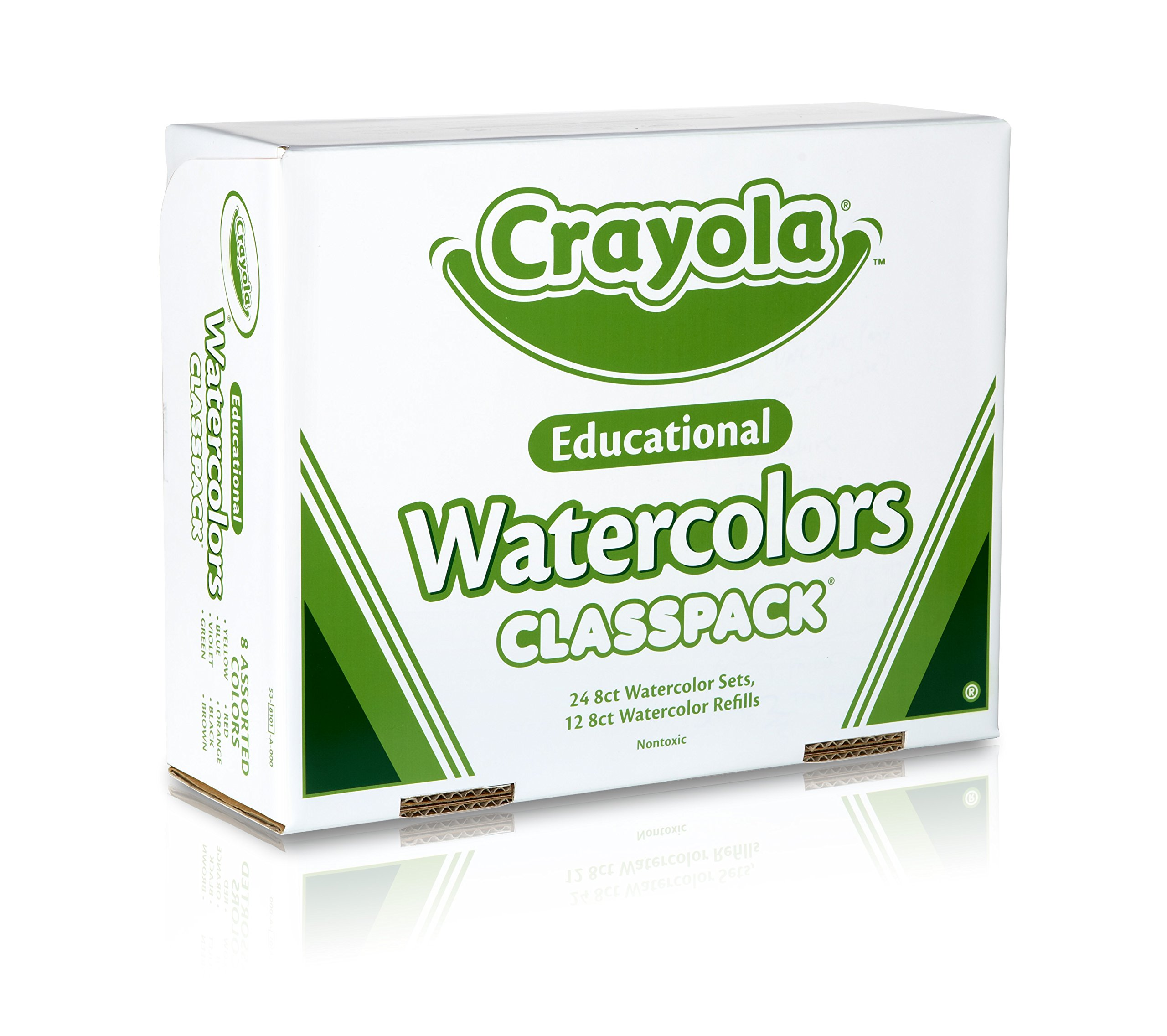 Crayola Educational Watercolors Classpack by Crayola (Image #2)