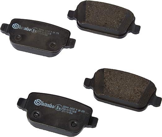 Brembo P24075 Rear Disc Brake Pad - Set of 4: Amazon.de: Auto