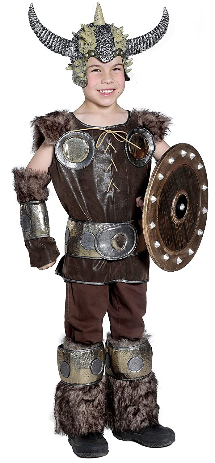 Viking Costume Set, Multicolor