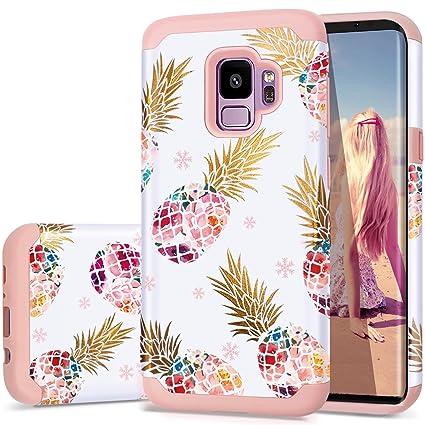 galaxy s9 case floral
