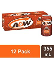 A&W Root Beer 355mL Cans, 12 Pack
