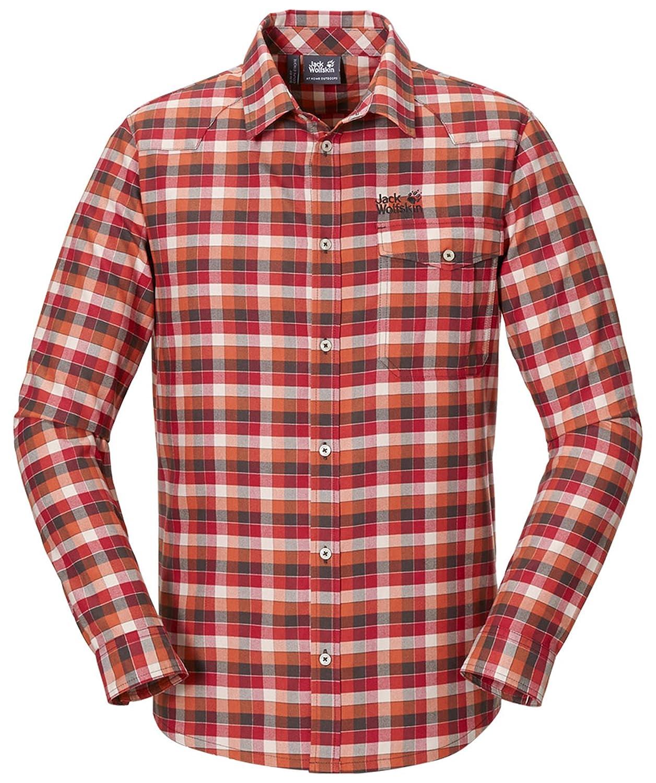 Herren Wanderhemd / Flanellhemd Edmont Shirt Men