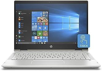 "HP 14-cd0009la Laptop 14"" HD Táctil, Intel Core i5-8250U 1.6GHz, 4GB RAM, 1TB HDD, Gráficos Intel UHD 620, Windows 10"
