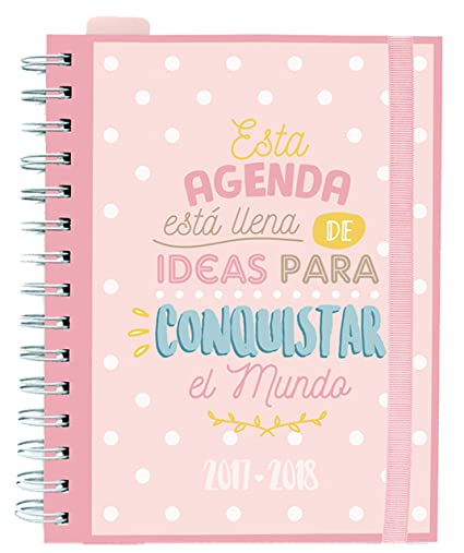 Mr wonderful agenda 1718