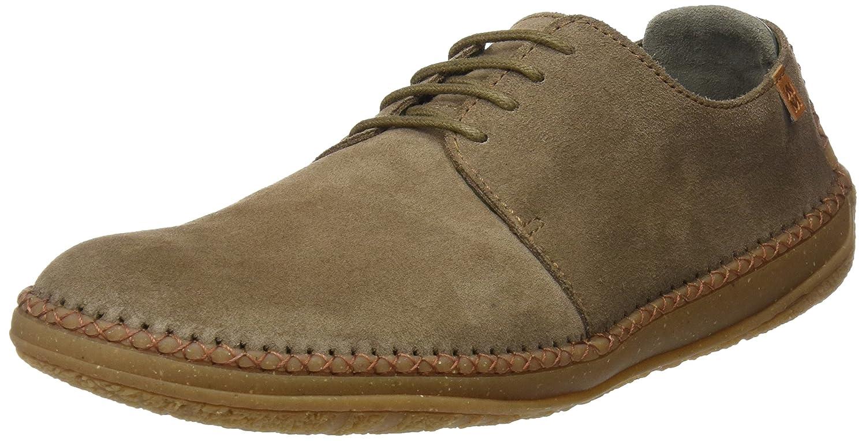 N5381, Sneakers Basses Homme, Marron (Camel), 45 EUEl Naturalista