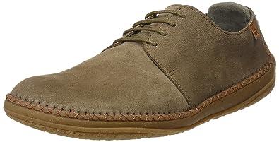 N5383, Sneakers Basses Homme, Marron (Camel), 44 EUEl Naturalista