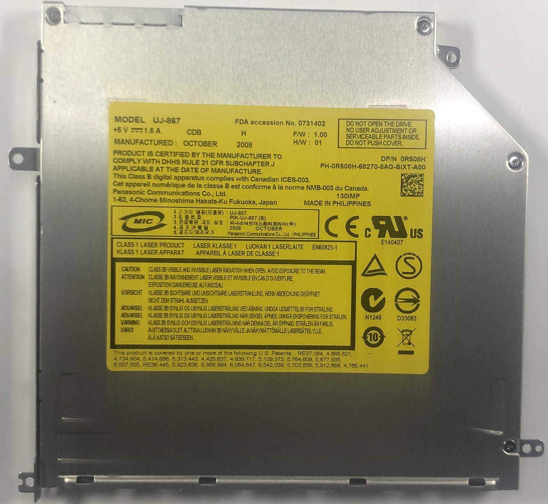 Dell DVD-RW Drive Slot Load UJ867 R508H XPS M1330 Inspiron 1318