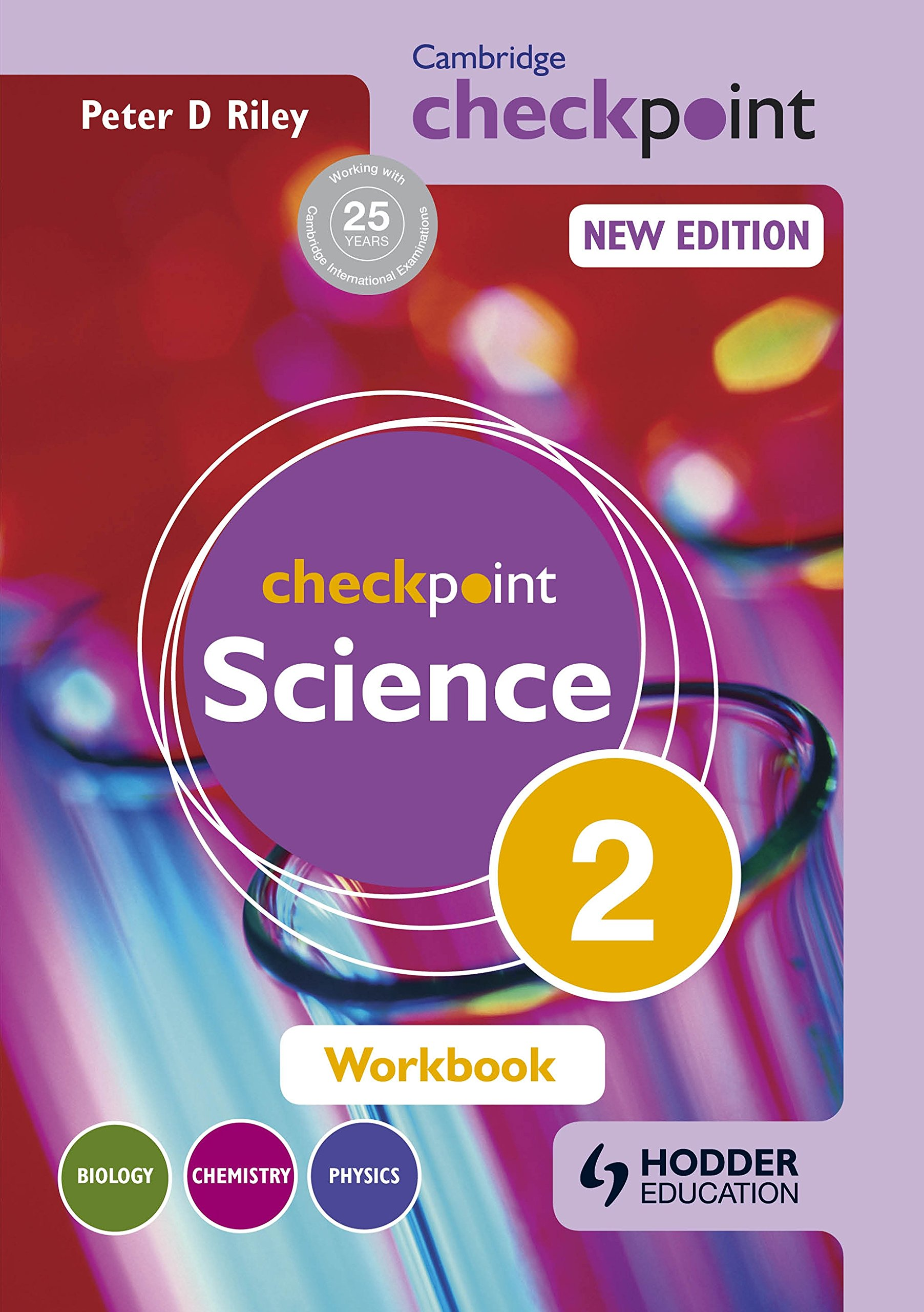Download Cambridge Checkpoint Science Workbook 2 PDF