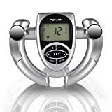 Electronic Digital Handheld BMI Monitor - Body Mass Index Analyzer Machine with LCD Display Readout, Body Fat Measurement Percentage - Weight Loss/Fitness Monitoring Device - Pyle PHCLFC100