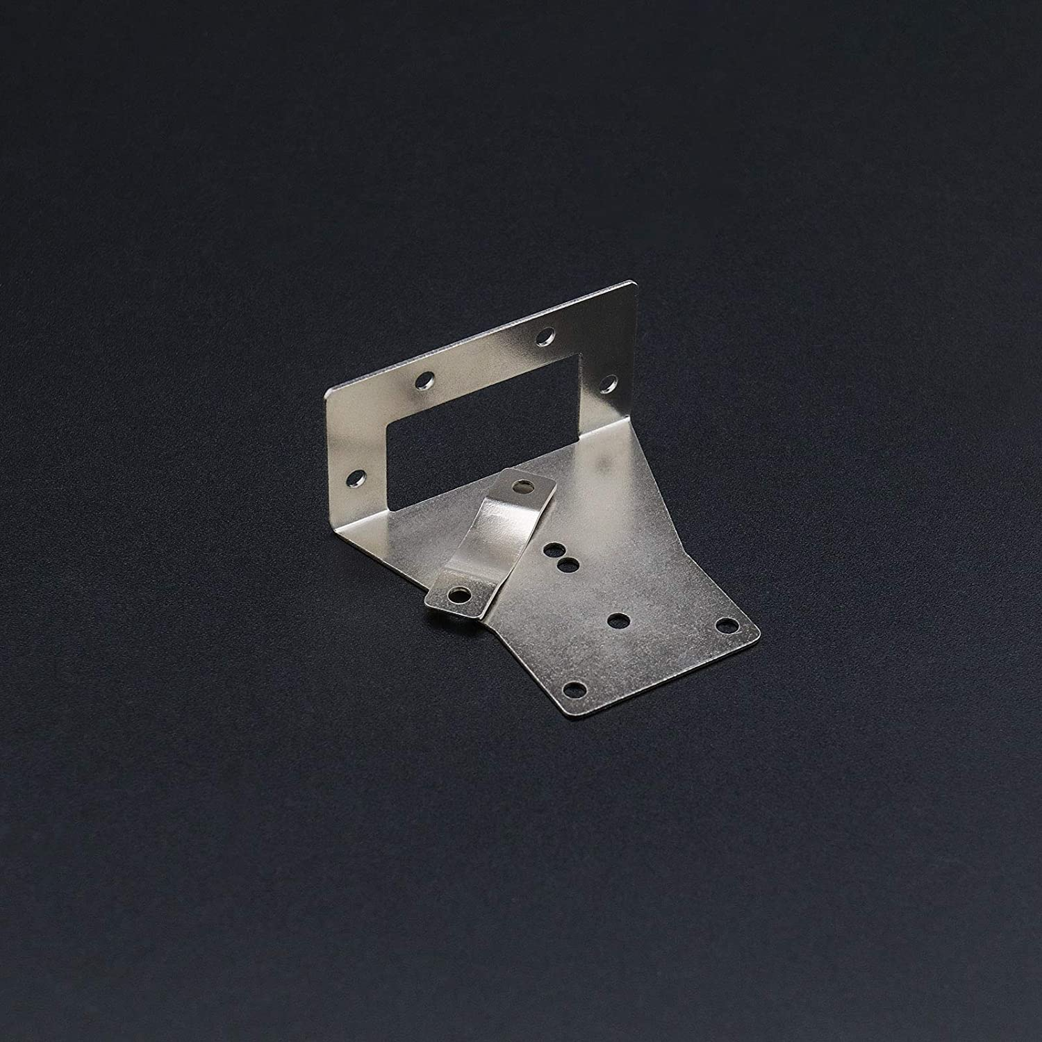 Flush Panel Mounting Fixed Bracket Connector Mount Power Connector Stand Fit For SMH Anderson 50A Plug With Mounting Screws