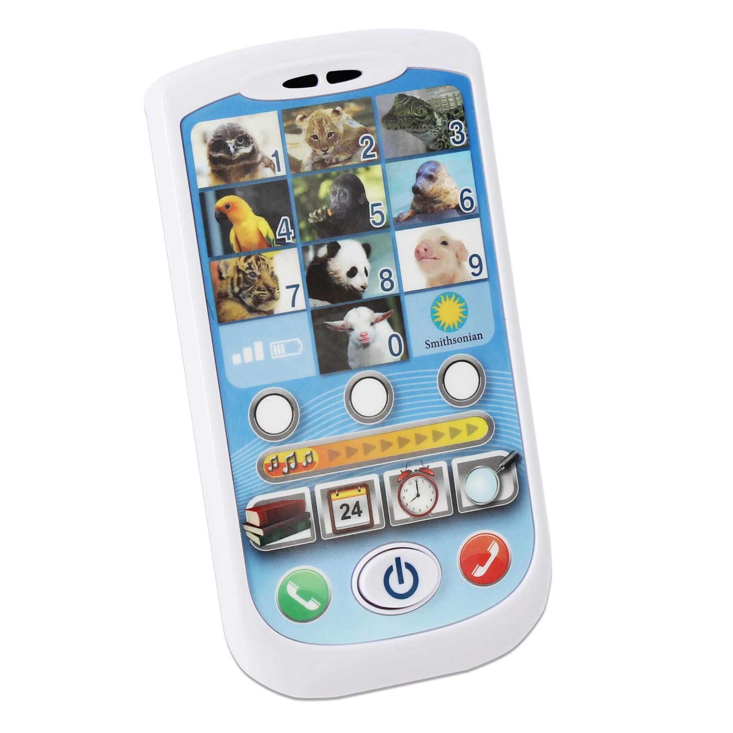 Kidz Delight Smithsonian Smart Phone Toy by KD Kids