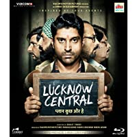 Lucknow Central Blu-ray
