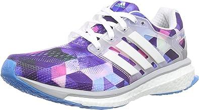 adidasEnergy Boost ESM - Zapatillas de Entrenamiento Hombre, Color Azul, Talla 47 1/3 EU: Amazon.es: Zapatos y complementos