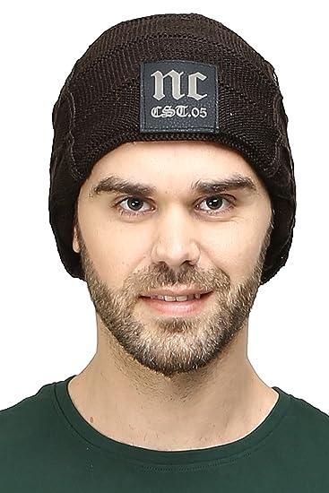 30f72b26f FabSeasons Casual Beanies Cap, Winter Cap, Woolen Cap and Skull Cap