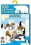 Ma boîte à gommettes: Les animaux de la banquise - De 3 à 5 ans
