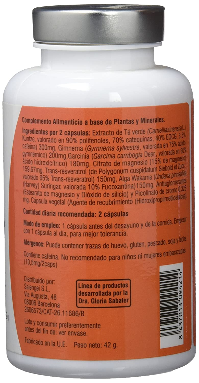 Active Shape - 60 Cápsulas (Active Supplements): Amazon.es: Salud y cuidado personal