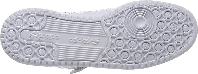 Adidas Forum Lo Refined, Zapatillas de Deporte para Hombre, Blanco (Ftwbla/Ftwbla/Negbas 000), 48 EU: Amazon.es: Zapatos y complementos