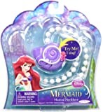 Disney Princess The Little Mermaid Ariel's Musical Necklace Toy
