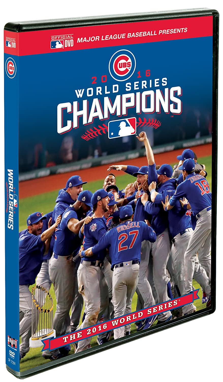 Chicago Cubs T-Shirt American Baseball Team Major League World Series Champions