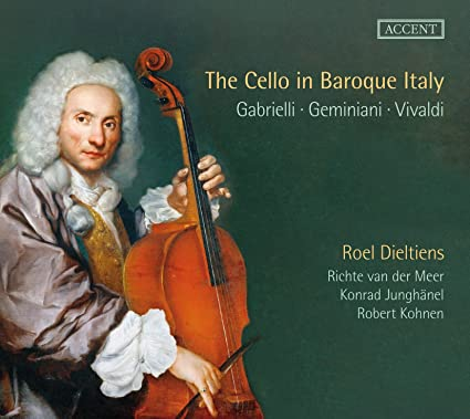 The Cello in Baroque Italy
