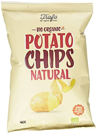 Trafo Salted Crisps Organic 40 g (Pack of 15)  Amazon.co.uk  Grocery 16c7429d8c