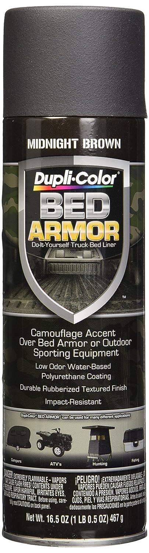 Dupli-Color Black Premium Truck Bed Armor BAA2040