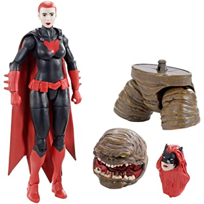 "Mattel DC Comics Multiverse Rebirth Batwoman Figure, 6"": Toys & Games"