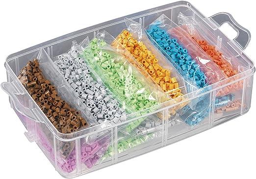 Hama 6751 caja de almacenaje Rectangular - Cajas de almacenaje (Caja de almacenaje, Rectangular, Interior): Amazon.es: Juguetes y juegos